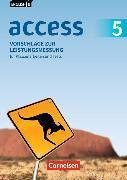 Cover-Bild zu English G Access 5. 9. Schuljahr. Allgemeine Ausgabe. Vorschläge zur Leistungsmessung von Rademacher, Jörg (Hrsg.)