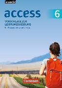 Cover-Bild zu English G Access 6. 10. Schuljahr. Allgemeine Ausgabe. Vorschläge zur Leistungsmessung. EL von Rademacher, Jörg (Hrsg.)