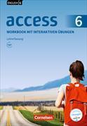 Cover-Bild zu English G Access 6. 10. Schuljahr. Allgemeine Ausgabe. Workbook mit interaktiven Übungen auf scook.de - Lehrerfassung von Shilcock, Jason John
