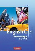 Cover-Bild zu English G 21. Ausgabe A4. Handreichungen für den Unterricht von Brünker, Peter
