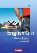 Cover-Bild zu English G 21. Ausgabe A5. Handreichungen für den Unterricht von Rademacher, Jörg (Hrsg.)