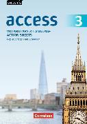 Cover-Bild zu English G Access 3. 7. Schuljahr. Vocabulary and Langueage Action Sheets. Kopiervorlagen mit Lösungen von Eberhard, Dominik