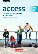 Cover-Bild zu English G Access 2. 6. Schuljahr. Allgemeine Ausgabe. Language and Vocabulary Action Sheets. Kopiervorlagen von Eberhard, Dominik
