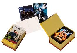 Cover-Bild zu Insight Editions: Harry Potter: The Postcard Collection