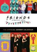 Cover-Bild zu Insight Editions: Friends: The Official Advent Calendar (2021 Edition)