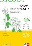 Cover-Bild zu Einfach Informatik 5/6. Programmieren. Schulbuch von Hromkovic, Juraj