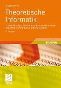 Cover-Bild zu Theoretische Informatik von Hromkovic, Juraj