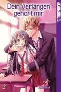 Cover-Bild zu Hibiki, Ai: Dein Verlangen gehört mir 02