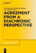Cover-Bild zu Agreement from a Diachronic Perspective (eBook) von Fleischer, Jürg (Hrsg.)