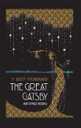 Cover-Bild zu The Great Gatsby and Other Works (eBook) von Fitzgerald, F. Scott