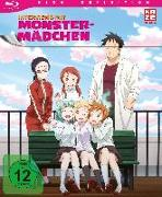 Cover-Bild zu Interviews mit Monster-Mädchen - Blu-ray 1 mit Sammelschuber (Limited Edition) von Ando, Ryo