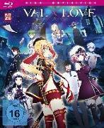 Cover-Bild zu Val x Love - Blu-ray 1 mit Sammelschuber (Limited Edition) von Naoya, Takashi (Hrsg.)