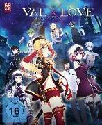 Cover-Bild zu Val x Love - DVD 1 mit Sammelschuber (Limited Edition) von Naoya, Takashi (Hrsg.)