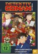 Cover-Bild zu Detektiv Conan - 21. Film: Der purpurrote Liebesbrief von Shizuno, Kobun (Hrsg.)