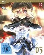 Cover-Bild zu Saga of Tanya the Evil - Blu-ray 3 von Uemura, Yutaka (Hrsg.)