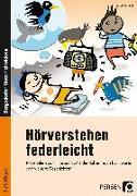 Cover-Bild zu Hörverstehen federleicht von Vogt, Susanne