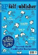 Cover-Bild zu der selfpublisher 3, 3-2016, Heft 3, September 2016 (eBook) von Pavlovic, Susanne