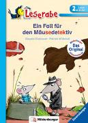 Cover-Bild zu Ondracek, Claudia: Leserabe mit Mildenberger Silbenmethode: Ein Fall für den Mäusedetektiv