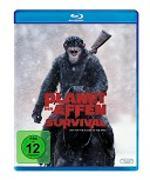 Cover-Bild zu Planet der Affen - Survival von Matt Reeves (Reg.)