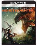 Cover-Bild zu Monster Hunter (F) von Paul W. S. Anderson (Reg.)