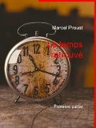 Cover-Bild zu Le temps retrouvé (eBook) von Proust, Marcel