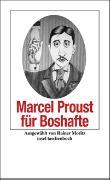 Cover-Bild zu Proust für Boshafte von Proust, Marcel