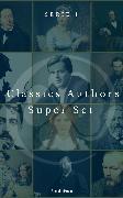 Cover-Bild zu Classics Authors Super Set Serie 1 (Shandon Press) (eBook) von Austen, Jane