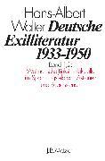 Cover-Bild zu Deutsche Exilliteratur 1933-1950 (eBook) von Walter, Hans-Albert