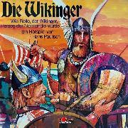 Cover-Bild zu Die Wikinger, Folge 1: Wie Rollo, der Wikinger, Herzog der Normandie wurde (Audio Download) von Paulisch, Hans