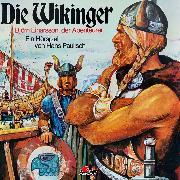 Cover-Bild zu Die Wikinger, Folge 2: Björn Einarsson, der Abenteurer (Audio Download) von Paulisch, Hans