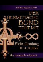 Cover-Bild zu Der hermetische Bund teilt mit (eBook) von Müller, Hans Albert