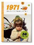 Cover-Bild zu 1971 - Ein ganz besonderer Jahrgang
