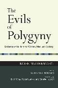 Cover-Bild zu The Evils of Polygyny (eBook) von Mcdermott, Rose
