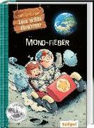 Cover-Bild zu Völlinger, Andreas: Leos wilde Abenteuer - Mond-Fieber