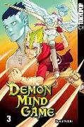 Cover-Bild zu Füleki, David: Demon Mind Game 03