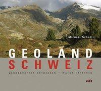 Cover-Bild zu GeoLand Schweiz von Szönyi, Michael