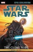 Cover-Bild zu Ostrander, John: Star Wars Legends Epic Collection: The Clone Wars Vol. 3