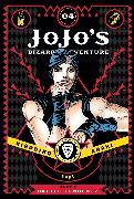 Cover-Bild zu Araki, Hirohiko: JoJo's Bizarre Adventure: Part 2--Battle Tendency, Vol. 4