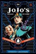 Cover-Bild zu Araki, Hirohiko: JoJo's Bizarre Adventure: Part 3--Stardust Crusaders, Vol. 1