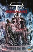 Cover-Bild zu Cates, Donny: Der Tod der Inhumans