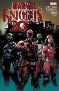 Cover-Bild zu Cates, Donny: Marvel Knights 20th