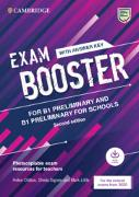 Cover-Bild zu Exam Booster for Preliminary and Preliminary for Schools with Answer Key with Audio for the Revised 2020 Exams von Chilton, Helen
