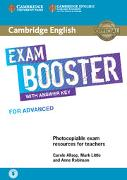Cover-Bild zu Cambridge English Exam Booster for Advanced with Answer Key with Audio von Allsop, Carole
