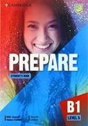 Cover-Bild zu Prepare Level 5 Student's Book von Joseph, Nikki