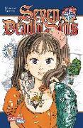 Cover-Bild zu Nakaba, Suzuki: Seven Deadly Sins, Band 5