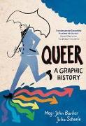 Cover-Bild zu Barker, Meg-John: Queer: A Graphic History