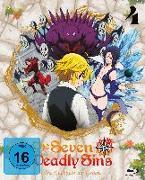 Cover-Bild zu The Seven Deadly Sins - Die Rückkehr der Gebote - 2. Staffel - Blu-ray 4 (Eps. 19-24) von Furuta, Jouji (Hrsg.)