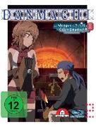 Cover-Bild zu DanMachi - Is It Wrong to Try to Pick Up Girls in a Dungeon? - Staffel 2 von Yamakawa, Yoshiki (Prod.)