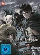Cover-Bild zu Attack on Titan - 2. Staffel - DVD 1 von Araki, Tetsuro (Hrsg.)