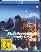 Cover-Bild zu The Place Promised in Our Early Days - Blu-ray LE von Shinkai, Makoto (Prod.)